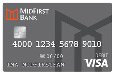 MidFirst Debit Card