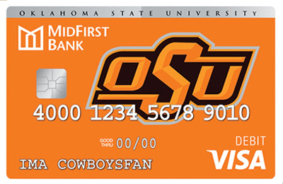 OSU Debit Card